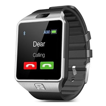 CNPGD [US Warranty] Allin1 Smartwatch Watch Cell Phone for iPhone Android Samsung Galaxy Note Nexus HTC Sony